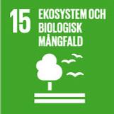 Ekosystem och biologisk mångfald – Clarion Hotel Post – Klimatmål – Agenda 2030