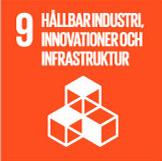 Hållbar industri, innovationer och infrastruktur – Clarion Hotel Post – Klimatmål – Agenda 2030