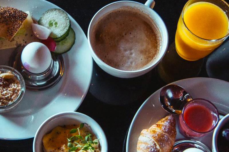 Frukost Clarion Post