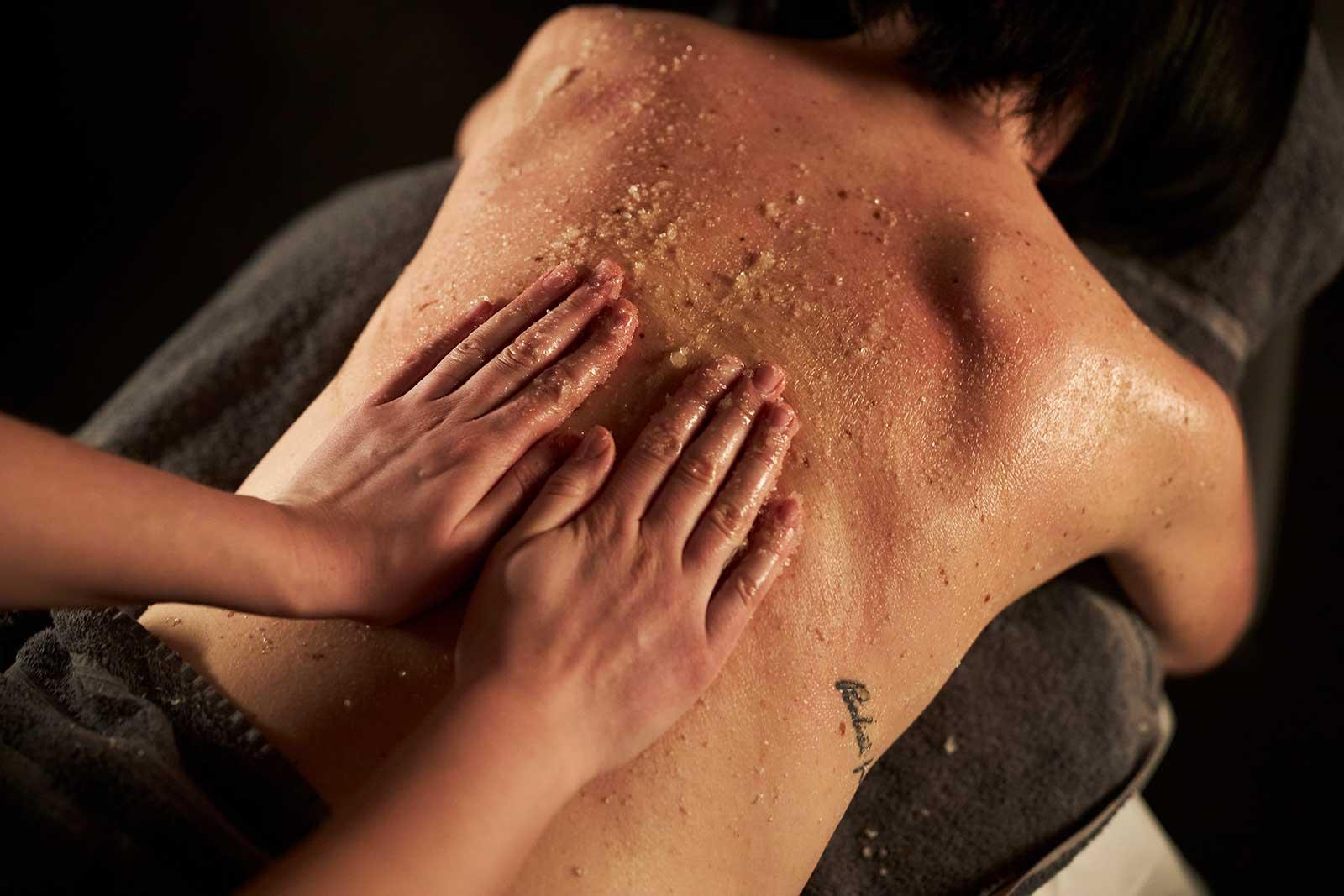 Skonhetsfabriken Massage Clarion Hotel Post