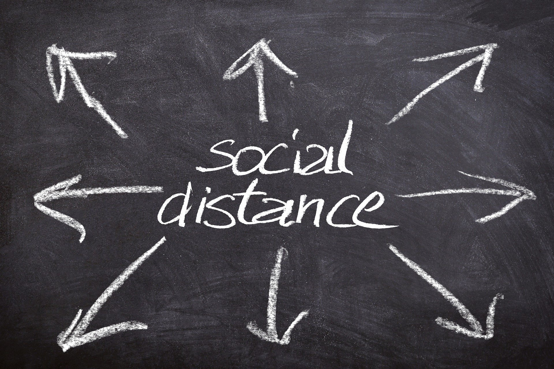 Social distance Clarion Hotel Post